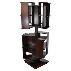 Claudio Salocchi Italian Midcentury Bookcase for Sormani 60's