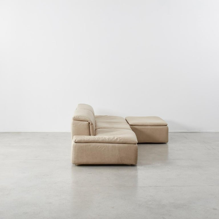 Italian Claudio Salocchi Paione Modular Sofa for Sormani, Italy, 1968 For Sale