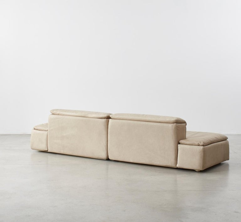 Claudio Salocchi Paione Modular Sofa for Sormani, Italy, 1968 In Excellent Condition For Sale In London, GB