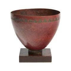 Claudius Linossier, Cup, circa 1925