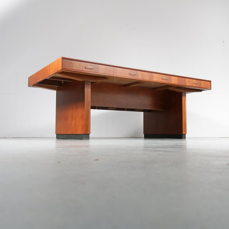 Clausen & Maerus Schreibtisch des Präsidenten für Eden, Norwegen 1960 3