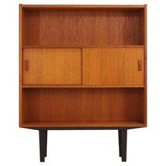 Clausen Retro Bookcase Teak Vintage Danish Design