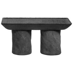 Clay Contemporary Coffee Table