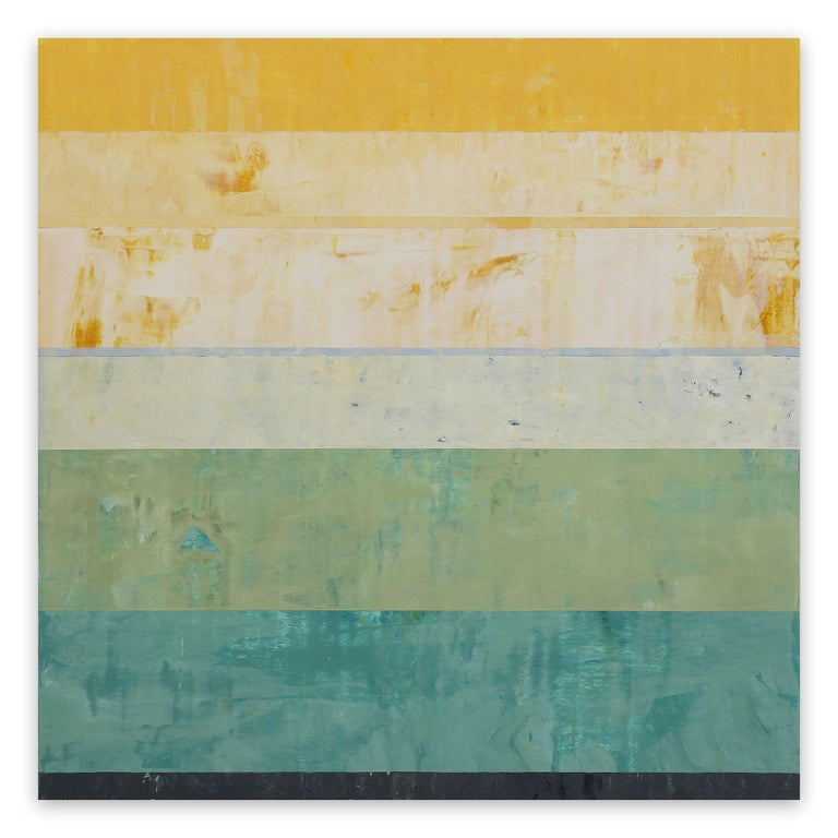 Clay Johnson Abstract Painting - Orchard #11