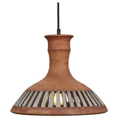Clay Outdoor Hanging Light HL 10 by Brent J. Bennett, US, 2019