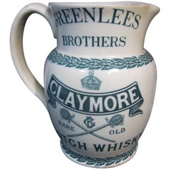 Claymore Whisky Jug, Royal Doulton Whisky Jug