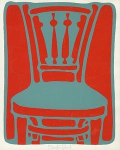 The Other Chair ( from Artists Proof annual 1966)
