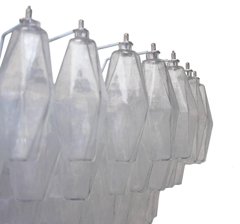 Contemporary Poliedri Chandelier by Fabio Ltd For Sale