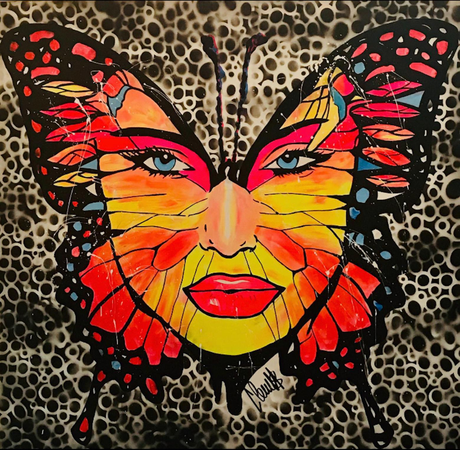 Clem$ - Butterfly Woman