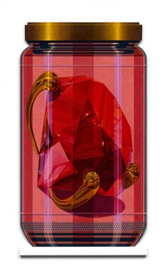 Koons 2 PXL Red Brilliant