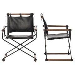 Cleo Baldon Director's Chairs