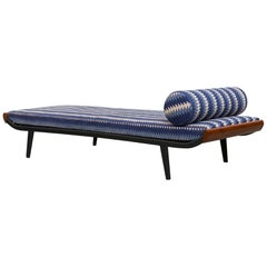 Cleopatra Daybed in Collaboration with Block Shop Textiles