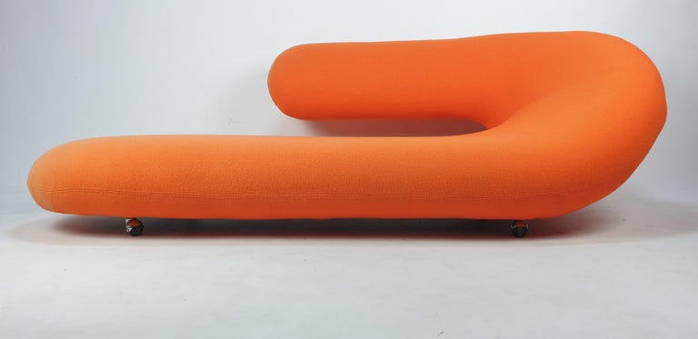 Mid-Century Modern Cleopatra Sofa by Geoffrey Harcourt for Artifort, 1970s For Sale
