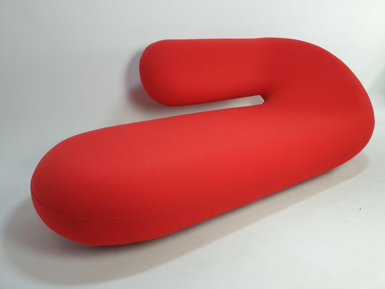 Late 20th Century Cleopatra Sofa by Geoffrey Harcourt for Artifort, 1970s For Sale