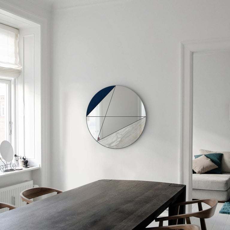 Modern Clepsydra I Mirror by Atlasproject For Sale