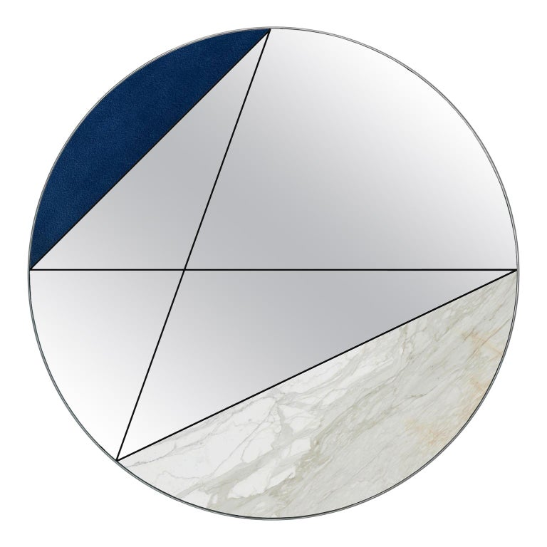 Clepsydra I Mirror by Atlasproject For Sale