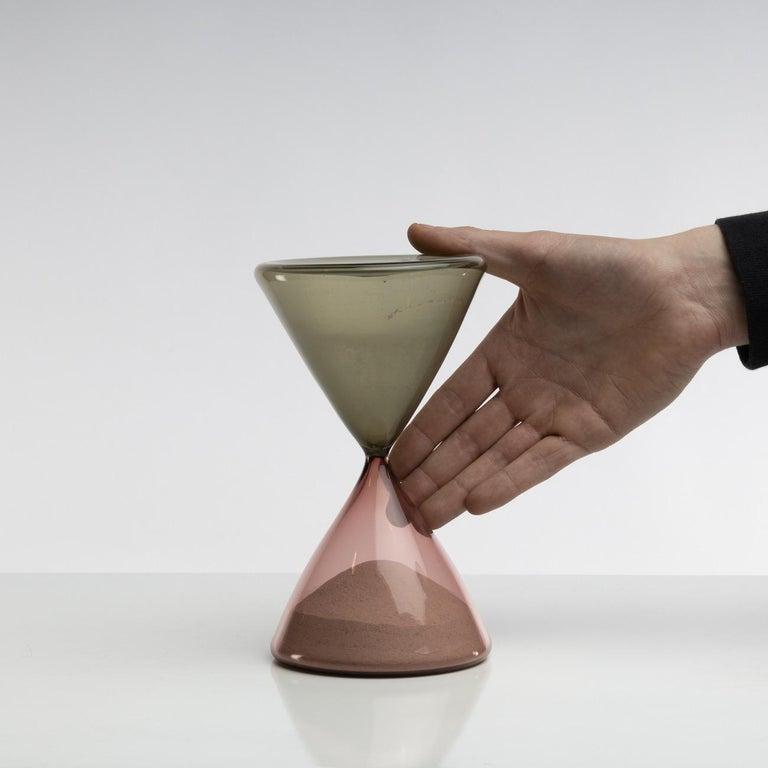 Clessidra Hourglass, Paolo Venini, Venini Murano 'Italy' For Sale 3
