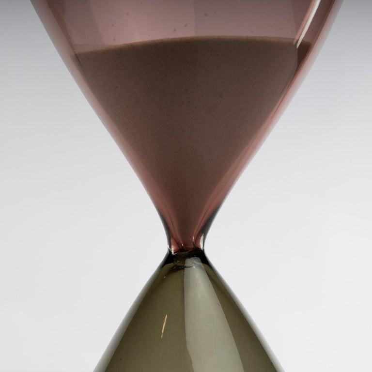 Clessidra Hourglass, Paolo Venini, Venini Murano 'Italy' For Sale 1