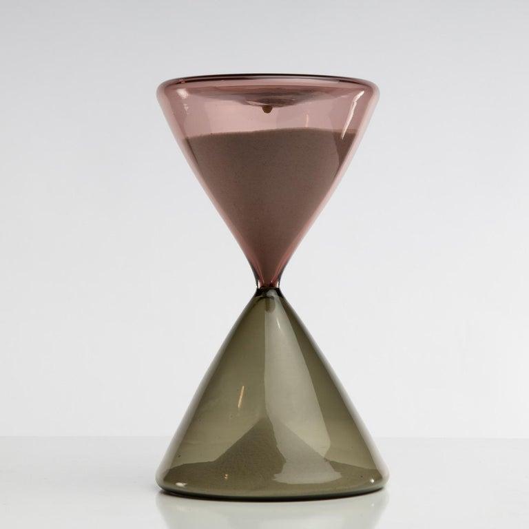 Clessidra Hourglass, Paolo Venini, Venini Murano 'Italy' For Sale 2