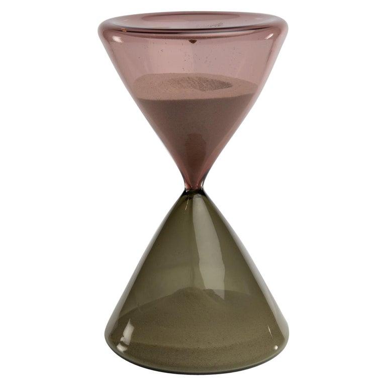 Clessidra Hourglass, Paolo Venini, Venini Murano 'Italy' For Sale