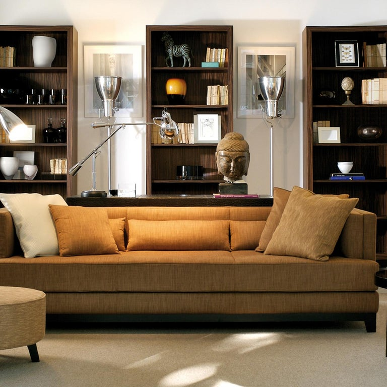 Awe Inspiring Clive Light Brown Sofa By Dom Edizioni Caraccident5 Cool Chair Designs And Ideas Caraccident5Info