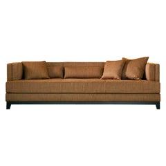 Clive Light Brown Sofa by Dom Edizioni