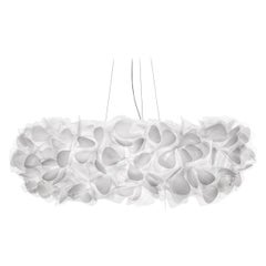 Clizia Suspension Lamp Large, Made in Italy, In Stock in Los Angeles