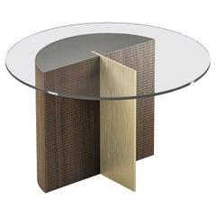 Clock 70 Coffee Table