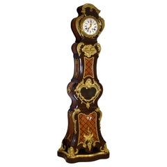 Clock, France, 19th C., after Charles Cressent 'France, 1685-1768'