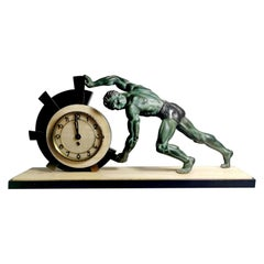 Art Deco Mantel Clocks