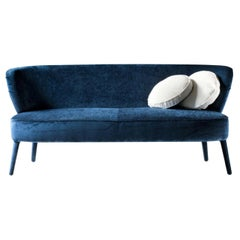 Cloé Blue Sofa