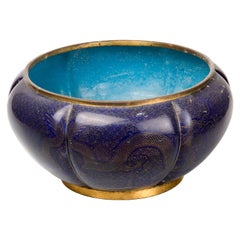 Cloisonne Bowl, Early 20th Century