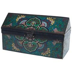 Cloissone Keepsake Box