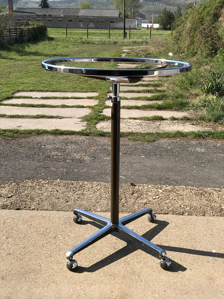 Modern Clothing Rack Round from Vitra, 1970s For Sale