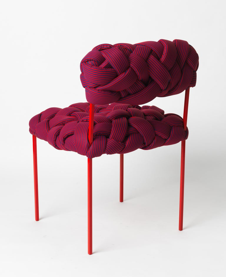 This Contemporary Chair Is Part Of The Cloud Collection Which Was Created Around Concept
