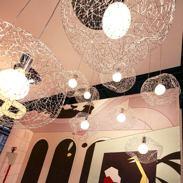 Cloud Modern Pendant Light Within the Jewellery Series of Lighting by Ango For Sale 2