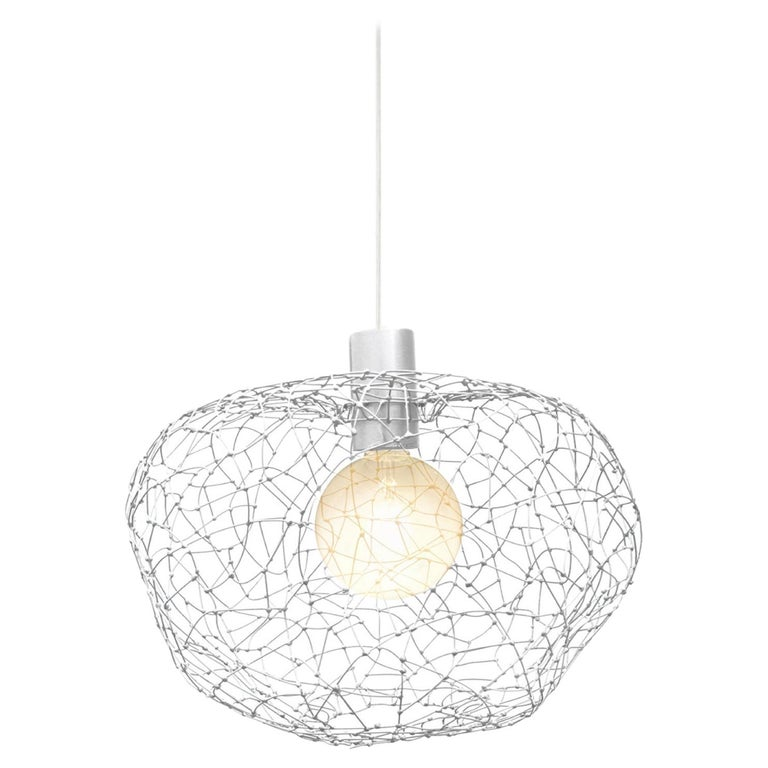Cloud Modern Pendant Light Within the Jewellery Series of Lighting by Ango For Sale