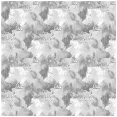 Cloudbusting Wallpaper in Grey by 17 Patterns