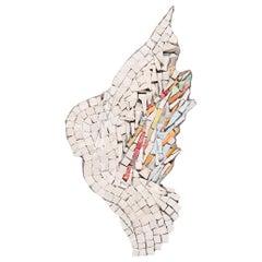 """Clouded 20.15"" Mosaic by Toyoharu Kii"
