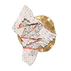 """Clouded 20.18"" Mosaic by Toyoharu Kii"