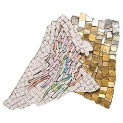 """Clouded 20.21"" Mosaic by Toyoharu Kii"