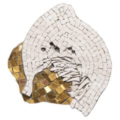 """Clouded 20.25"" Mosaic by Toyoharu Kii"