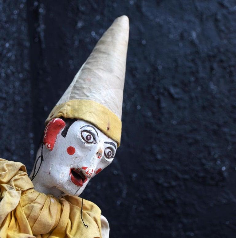 Belgian Clown Marquette For Sale