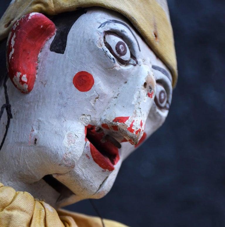 Clown Marquette In Fair Condition For Sale In London, GB