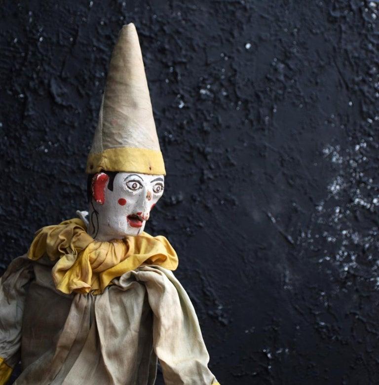 Clown Marquette For Sale 1