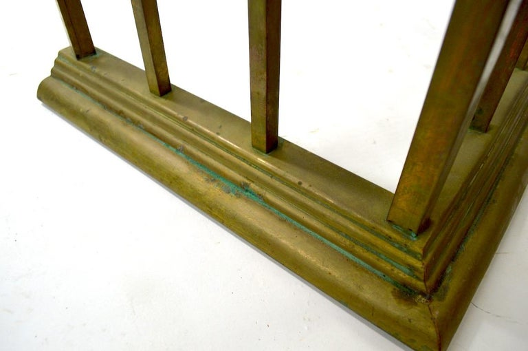Club Bench Fireplace  Fender  For Sale 3