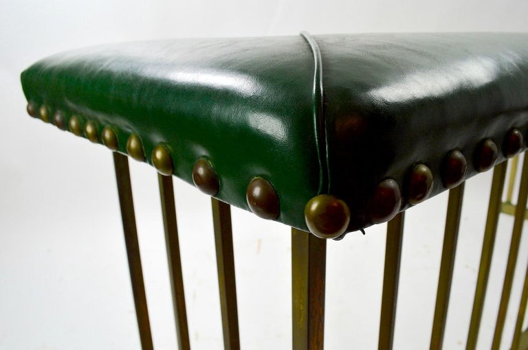 Club Bench Fireplace  Fender  For Sale 4