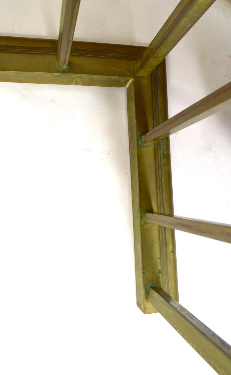 Club Bench Fireplace  Fender  For Sale 5