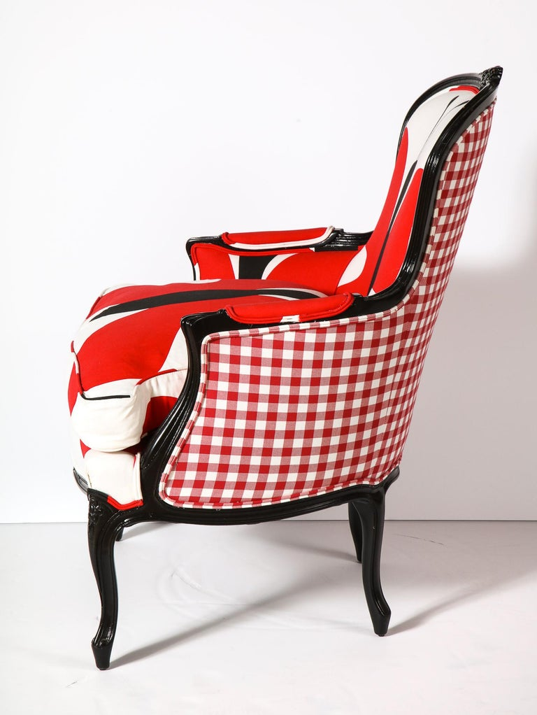 Bergere Chair For Sale 2