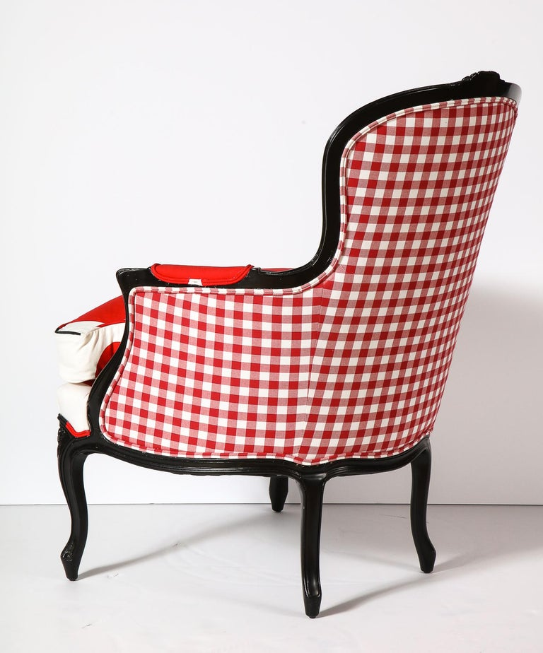 Bergere Chair For Sale 4